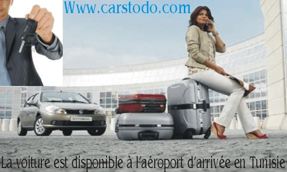 location voiture tunis avec prix pas ch re location de voiture l 39 a roport tunis carthage. Black Bedroom Furniture Sets. Home Design Ideas
